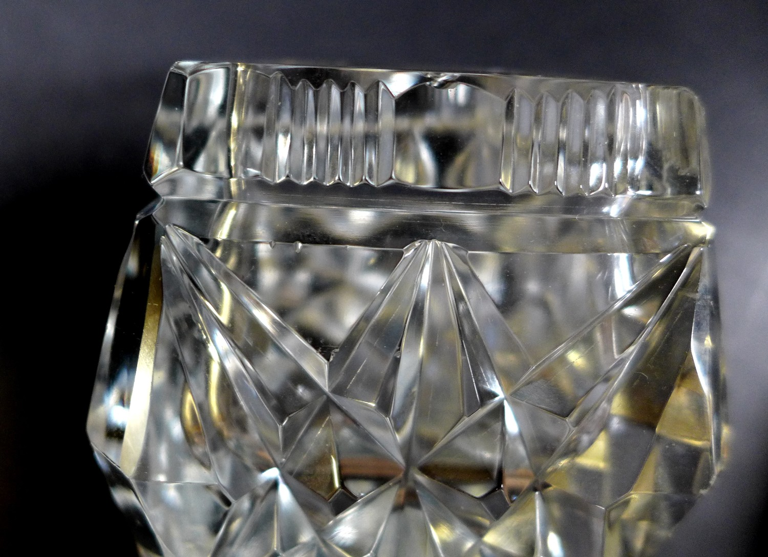 A collection of Waterford Crystal glass wares, including a shallow bowl, 26.5 by 7cm, pedestal bowl, - Image 4 of 12