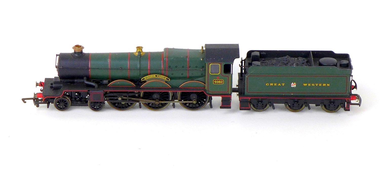 Three Hornby OO gauge model locomotives with tenders, comprising 4-6-2 Mallard 60022 - Image 3 of 4