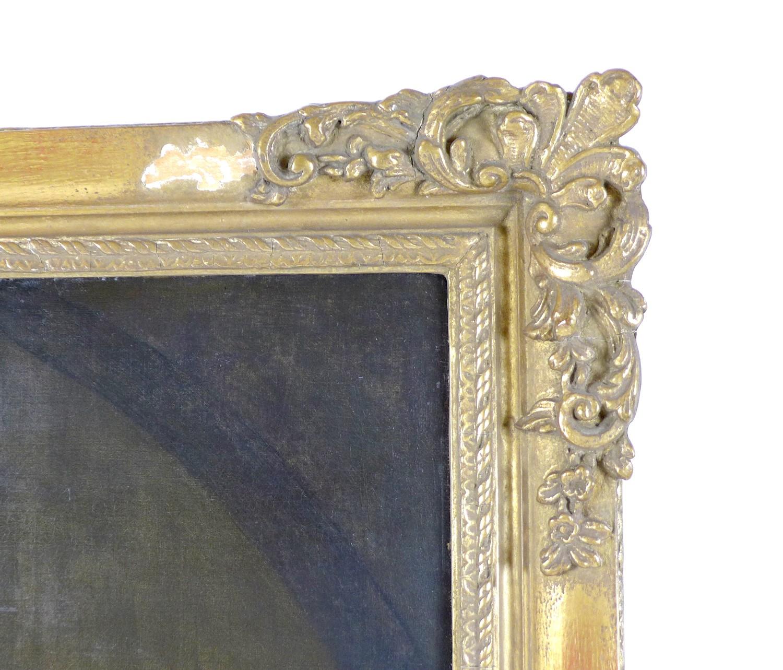 British School (early 19th century): half-length portrait of a Georgian gentleman, wearing a white - Image 8 of 15