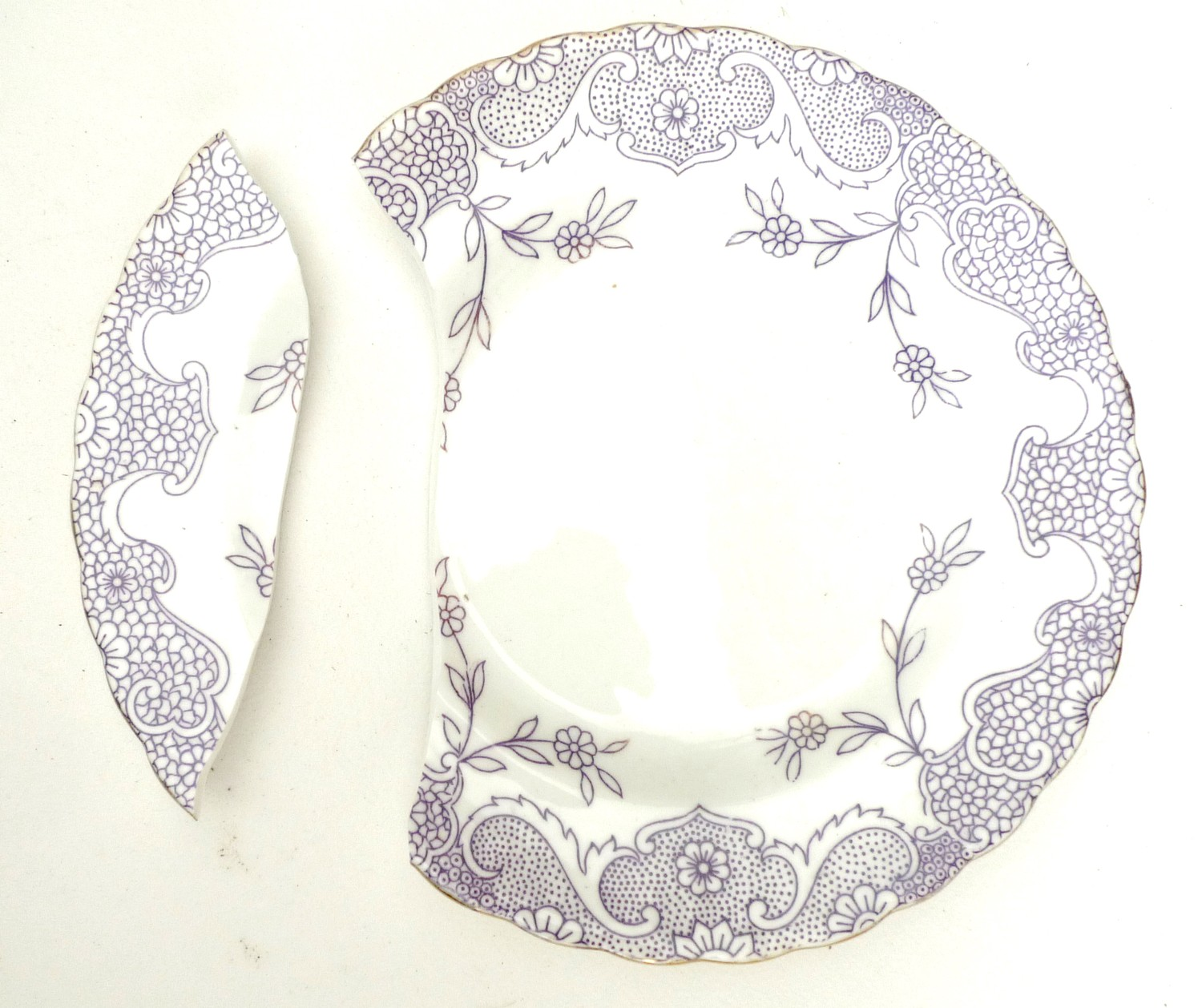 A collection of ceramics, including a vintage Royal Staffordshire, by Clarice Cliff part service, - Image 2 of 3