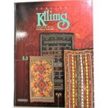 Iran Persian Kilims. A Persian edition of combination of Living with Kilims and Kilim the Complete