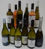 White Wine from France, Italy,