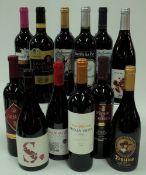 Spanish Red Wine: Rioja Vega Reserva 2015; Mayor de Castilla Roble 2018;