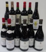 French Red Wine: Fortant Grande Nuit Syrah 2019 (2 bottles); Fortant Saint-Chinian 2018 (2 bottles);