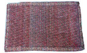A fine Senneh rug, Persian,