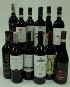 Italian Red Wine: Rocca delle Macie Sergio Zingarelli Chianti Classico Gran Selezione 2016;