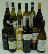 Italian White Wine: Feudo Antico Biologico Pecorino 2018; Enoitalia Vitis Nostra Vermentino 2019;