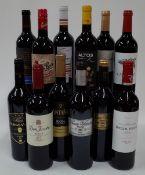 Spanish Red Wine: Burgo Viejo Rioja Reserva 2016; Don Jacobo Crianza 2017;
