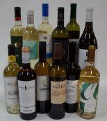 Moldovan White Wine: Cricova Prestige Chardonnay 2019; Vartely Individo 2019;