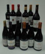 French Red Wine: Chateau Fourcas Hosten Listrac Medoc 2014; Chateau La Fleur Peyrabon Pauillac 2017;
