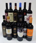Italian Red Wine: Aiola Chianti Classico Riserva 2016; I Colombi Chianti Classico Riserva 2017;