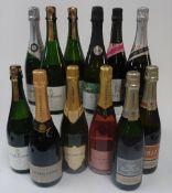 Champagne and English Sparkling Wine: J de Telmont Blanc de Blancs Brut 2008;