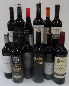 Rioja: Sonsierra 2017; Morrisons The Best Gran Reserva 2013; Cepa Lebrel Reserva 2014;