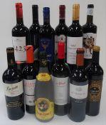 Spanish Red Wine: Faustino I Gran Reserva 20019; Beronia Gran Reserva 2011;
