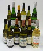 French White Wine: Louis Bernard Cotes du Rhone 2019; Frederic Reverdy Cotes du Rhone 2019;