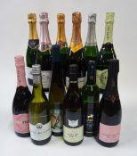 English Sparkling Wine: Greyfriars Rosé Reserve Brut 2015; Greyfriars Blanc de Blancs Brut 2014;