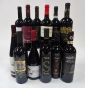 Italian Red Wine: Vitis Nostra Nero D'Avola Sicilia 2019; Vitese Nero D'Avola Sicilia 2019;