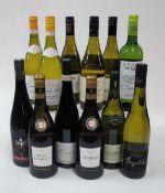 French White Wine: La Chablisienne Chablis La Sereine 2017; UVC Chablis 2018;