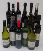 Wines of the World: Sparkling - Uve Vettoretti Prosecco Superiore Extra Dry;