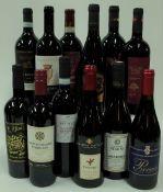 Italian Red Wine: Tenuta Sant'Antonio La Bandina Valpolicella Superiore 2016; Fassati Gersemi 2016;