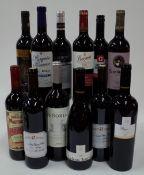 Spanish Red Wine: Laderas de Inurrieta Edicion Limitada 2017; Faustino VII Garnacha 2019;