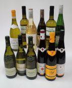 French White Wine: La Chablisienne Petit Chablis 2018; La Chablisienne Chablis 2017;