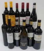 French and Spanish Red: Terrassses de Mayline Saint-Chinian 2019;