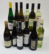 Austrian Gruner Veltliner White Wine: Kolkmann 2017; Pfaffl (Riesling) Reserve 2019;