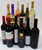Mixed Case of World Wines: LA Cetto Cabernet Sauvignon 2016; Domecq Reserva Magna 2017;