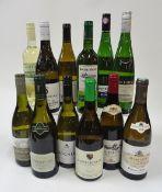 French White Wine: La Chablisienne Fourchaume Chablis 1er Cru 2017; La Baume Picpoul Sauvignon 2019;