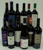 Italian Red Wine: Impavido Primitivo Puglia 2015;Extroso Puglia 2019;