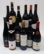 French Red Wine: Chateau de Saint Gemme Haut-Medoc 2016; Bonpas Grand Prieur Gigondas 2018;