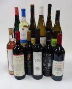 Mixed Case of World Wines: White - Reverchon Riesling 2018; Prahova Valley Sauvignon Blanc 2019;