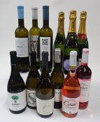 Spanish White, Rosé and Sparkling Wine: Otazu Chardonnay 2019; S.