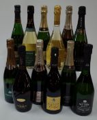 Champagne: Tesco Finest Vintage Grand Cru 2012; Esterlin Cleo Brut 2010;