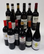 Red Wines of Bordeaux and the Languedoc: Chateau Fourcas Hosten Medoc 2014;