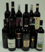 Italian Red Wine: Clemente VII Chianti Classico Riserva 2016; Valpolicella Negrar La Tirela 2016;