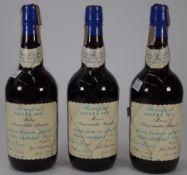 Three bottles of 1914 Beresford Solera (3).