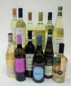 Italian White Wine: Rocca Sveva Soave Classico 2019; Rocca Sveva Pinot Grigio 2019;
