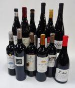 French Red Wine: Gilbert & Gaillard Saint-Chinian 2018; Orfée B de Boutenac 2015;