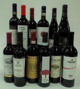 Italian Red Wine: Ruffino Riserva Ducale Chianti Classico Riserva 2016;