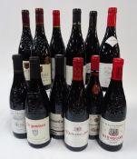 Red Wine from the Rhone valley: Bonpas Bonus Passus Chateauneuf-du-Pape 2018;