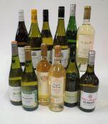 French White Wine: Maison Castel Touraine Sauvignon Blanc 2019; Languedoc 2019;