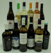Italian White Wine: Usiglian del Vescovo MilleEsettantotto 2017; Tollo Pecorino 2018;