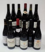 Red Wine from the Rhone valley: Maison Bouachon La Tiare du Pape Chateauneuf-du-Pape 2018;