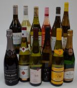 Wines from Alsace and the south of France: Dopff & Irion Crémant d'Alsace Extra Brut;