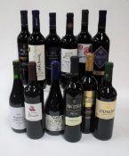 Spanish Red Wine: Valdemar Rioja Gran Reserva 2011; Burgoviejo Garnacha Rioja 2019;