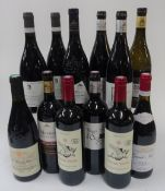 French Red Wine: Maison Bouachon Chateauneuf-du-Pape 2018; Fortant Saint-Chinian 2018;