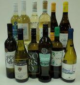 Italian White Wine: Masso Antico Fiano 2019; Colle Corviano Pinot Grigio 2019;