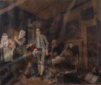 Edward Jackson Stodart (British, 1879-1934), after William Hogarth,